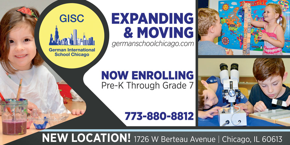 GISC is expanding and moving